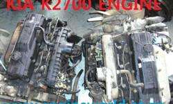 Kia K2700 engine[used/imported] Good day Our Website is