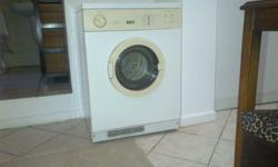 KIC Tumble Drier For Sale. In Good Condition.