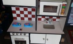 FOR THE LITTLE CHEF AT HOME A DREAM KITCHEN SIZE 84CM X