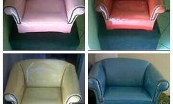 Kid's Sofa's available. All are made to order!!!