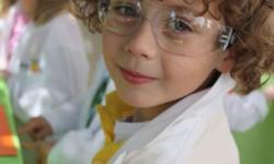 Kids Lab Coats. we make any color. We manufacture Kids