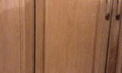 24 Solid Oak Kitchen cupboard and drawer doors for