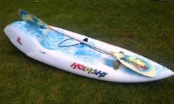 Paddle Ski / Wave Ski for sale...good condition with