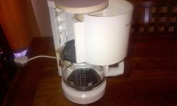 Krups coffee maker. Good condition