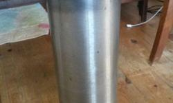KTM 990 cc Stainless steel silencer for sale. Perfect