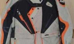 Good day I have this KTM jacket and Pants for sale. I