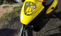 Im selling my top boy scooter 100cc with bigger piston