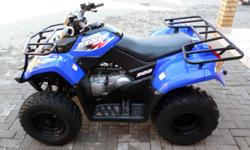 Kymco mxu Utility quad Very good condition,and well