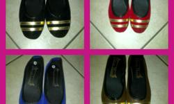 Top quality assorted ladies pumps. Made in SA.