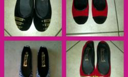 Top quality assorted ladies pumps. Distributors wanted.
