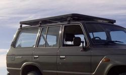 Hi there. I have a Windcheetah Slimline roofrack with