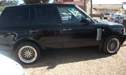2007 Range rover V8 Super charger R369 000, Contact