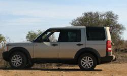 Beskrywing Fabrikaat: Land Rover Model: Discovery