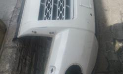 LAND ROVER FREELANDER 2 FRONT BUMPER FOR SALE WITH BOTH