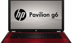 Soort: Laptops Soort: HP HP Pavillion G6 Notebook PC,