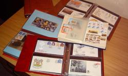 First day cover collection for sale: First Day Covers