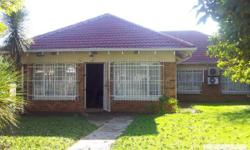 LARGE PROPERTY - PRIME POSITION Large property situated