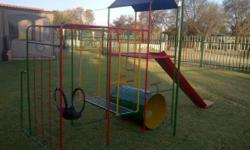 JUMBO Jungle gym: With free boxing bag & gloves! Was R