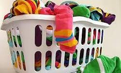 We offer drop off and collect services for all laundry
