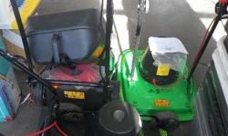 Variety of lawnmowers for sale from R800 Marius -