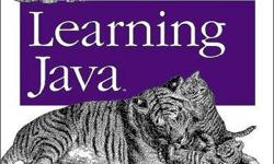 Beskrywing  LEARNING JAVA TEXTBOOK FOR SALE (RATED THE
