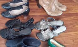 All these shoes are genuine leather. Either from froggy