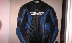 Arlen ness 2 piece suit in excelnt condition