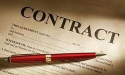 Legal contracts drawn up professionally to suite your