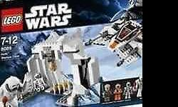 build the hoth wampas cave 291 pieces 3 minifigs. this