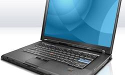 Beskrywing Lenovo IBM T500 laptop 2.2 GHz Core 2 Duo