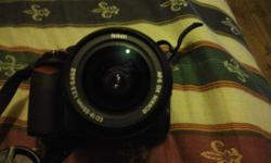 Nikon lense 18-55mm 1:3.5-5.6GIIED DX