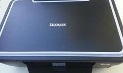 Lexmark colour printer in very good condition