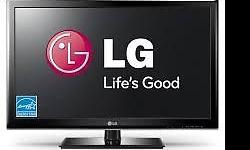 "LG 42"" FHD LED TV Excellent Condition As New - In Box"