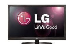 "LG 47"" FHD LED TV Store Demo - Excellent Condition"
