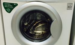 LG Direct Drive motor 7KG washing machine with 8year