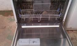 double tray lg dishwasher excellent condition and