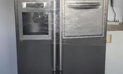 LG Fridge / Freezer Refrigerator Freezer Double door for Sale in