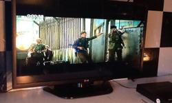 LG LED tv 32 inch full hd with remote , good condition