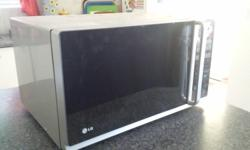 LG Lightwave convection microwave oven & grill 38L