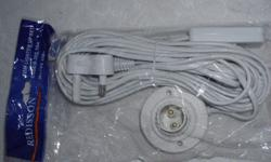 10m Light Cord with separate on- and off Switch (new)