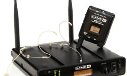Go Wireless! The Line 6 XD-V75HS digital headset