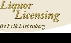 Liquor license Consultants We do - New application