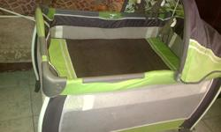 Little One Cot. Excellent condition. All accessories
