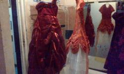I have 5 dresses for sale for a little girl they are