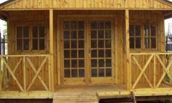Log cabins & wendyhouses for sale .we do all sizes & we