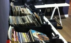 Over 800 vinyl records for sale at MusicWorX - 157 Jan
