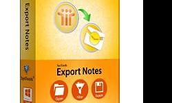 Lotus Notes email export to Outlook format possible