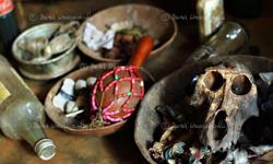 Consult most powerful Traditional Healer who got