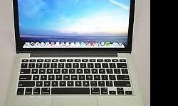 MACBOOK PRO 2.5 GHZ intel core i5  4 gig ram ddr3 5oo