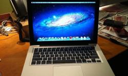 Late 2011 15 inch MacBook Pro  160 GB Hard Drive  2.4